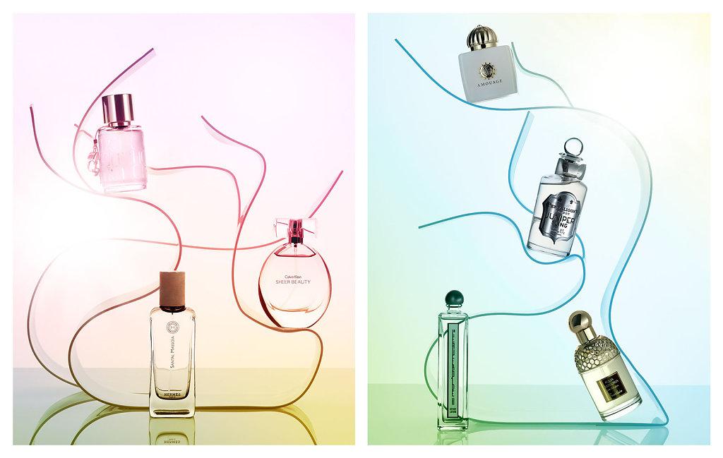 Parfums femme